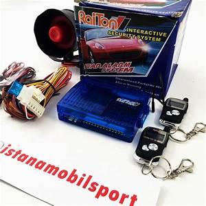Jual Alarm Mobil Raiton Am017 Di Lapak Istana Mobil Sport