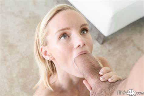 Creampie Mouth Tiny Blond Dong