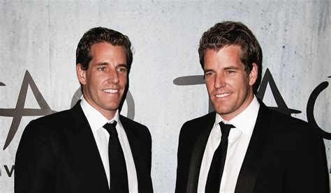 The twin brothers who sued mark zuckerberg claiming he stole the idea for facebook are worth more than $1bn after capitalising on the astonishing rise in bitcoin. Winklevoss twins: bitcoin could hit market cap of $400 Billion