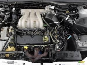 2000 Ford Taurus Se Wagon 3 0 Liter Ohv 12