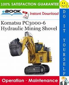 Komatsu Pc3000