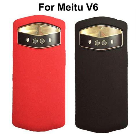 Matte Silicone Soft TPU Cover Case For Meitu V6 MP1605 ...