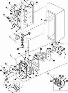 Samsung Rf323tedbsr Parts Diagram