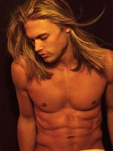 Male blonde sexy djs