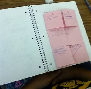 Interactive Notebook With Foldable Study Guide
