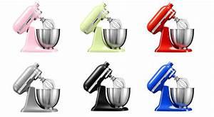 Kitchen Aid Farben : die neue kitchenaid mini artisan 3 3 l k chenmaschine k chen fee ~ Watch28wear.com Haus und Dekorationen