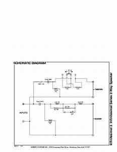 Infinity Infinitesimal 0 3 100w Sch Service Manual