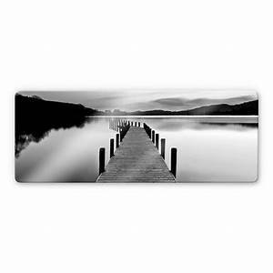 Glasbild Schwarz Weiß : das panorama f r die wand glasbilder mit ausblick ~ A.2002-acura-tl-radio.info Haus und Dekorationen