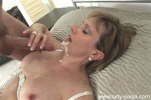 Facefuck And Asshole Porn For Euro Old #Hot #Mature #Lady #Sonia #Gets #A #Facial #Cumload