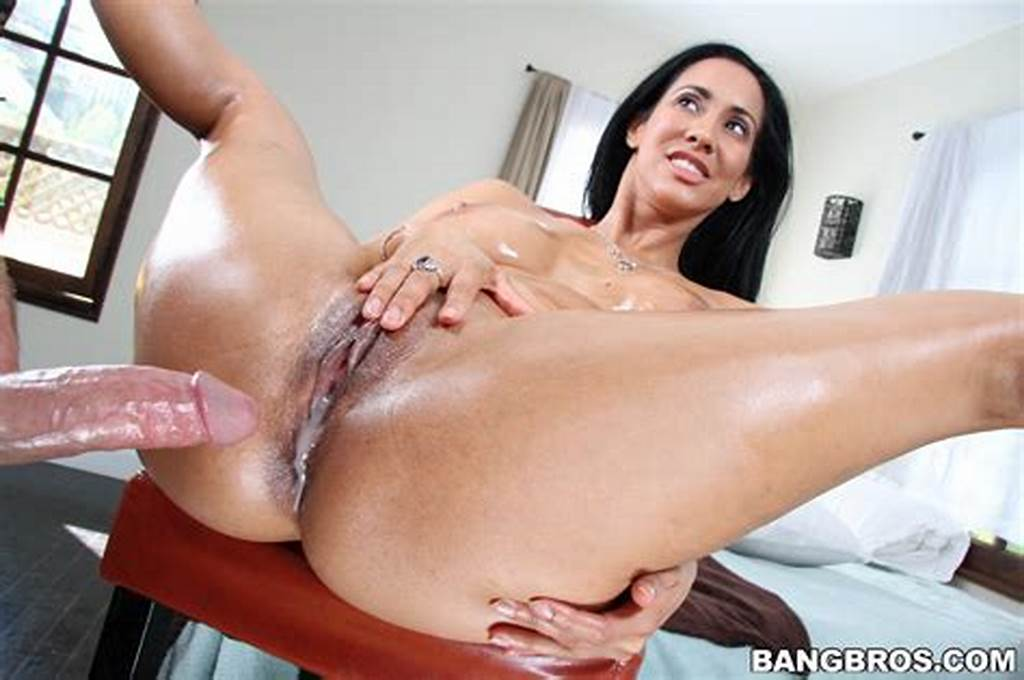 #Isis #Love #In #Busty #Latina #Milf #Gets #Creampie #Filling