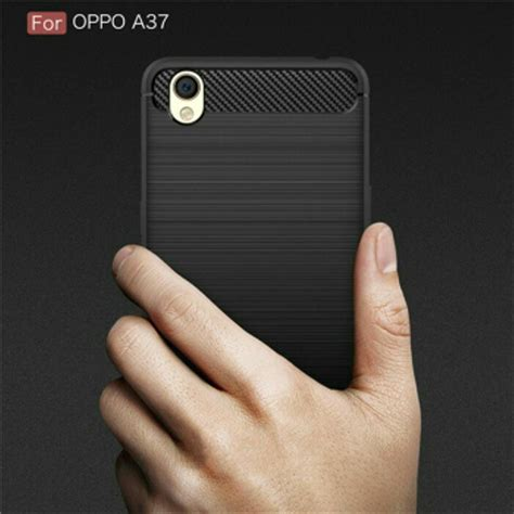 Jual Case Ipaky Carbon Fiber Oppo A37 Neo9 Softcase