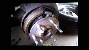 Parking Brake Adjustment On 2002 Chevrolet Tahoe Lt