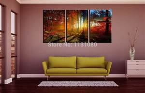 3 large pictures for living room wall home and harmony for Applying the harmony to your living room paintings