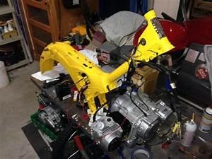 Atc125m To Ct110 Engine Swap - Honda Trail