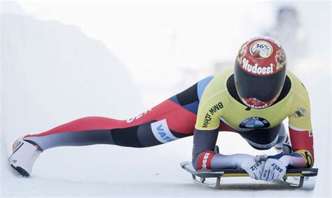 Laikapstākļu dēļ anulē PK posma skeletonā sievietēm rezultātus un pārceļ startu - Ziemas sports ...