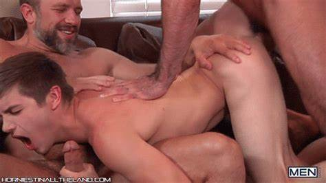 Pierced Bj With Kneeling Position Fucked Gay Double