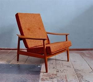 Sessel 60er Design : arne vodder lounge chair fd164 sessel 60er ~ A.2002-acura-tl-radio.info Haus und Dekorationen