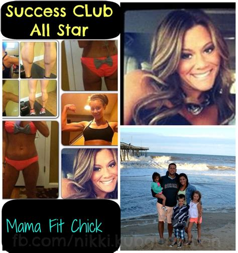 """Cody H """"Mama Fit Chick"""" is Officially a SC All Star"""