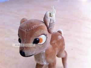 Steiff Tiere Alt : steiff tiere rehkitz bambi sehr alt sammelobjekte von unserer oma ~ Watch28wear.com Haus und Dekorationen