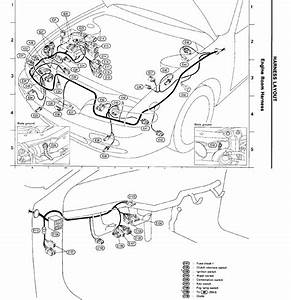 Wtb  1995 S14 Engine Room Harness