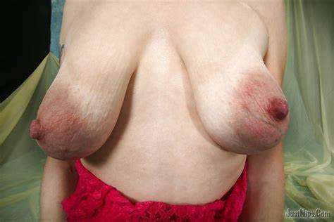 Aunt Saggers Hanging Titties Perky Hanging And Dangling Titty 4