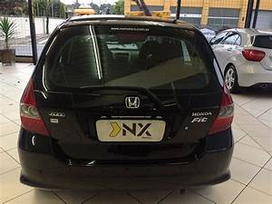 Honda Fit 1 4 Lx 8v Flex 4p Manual 2008  2008