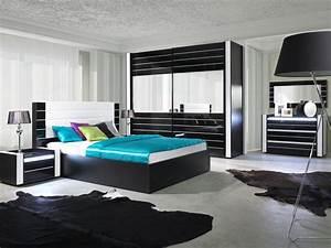 Schlafzimmer Komplett Schwebetürenschrank : hochglanz schlafzimmer komplett linn schwarz ~ Markanthonyermac.com Haus und Dekorationen