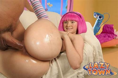 Brave Chick Enjoy Stiff Porn #Lazy #Town #Stephanie #Xxx