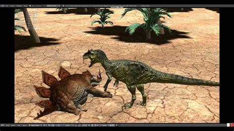Unofficial blender game engine group ! Mesozoica in BGE(Blender Game Engine) - YouTube