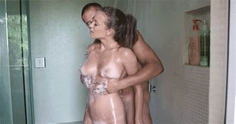 Perfect Soapy Teens Fucked Asshole