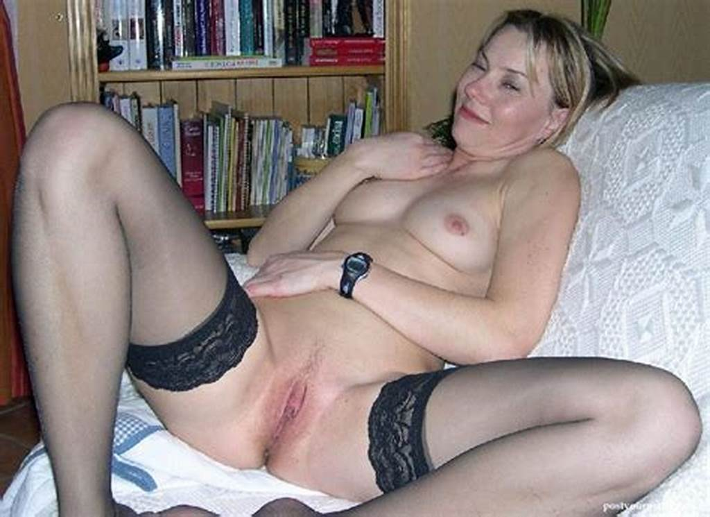 #Beautiful #Mature #With #Trimmed #Pussy