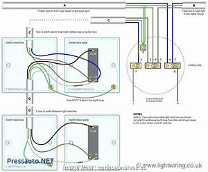 Wiring  Double Light Switch Uk Brilliant Double Dimmer