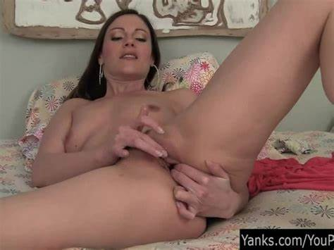 Superb Samantha Fucked A Little Toy