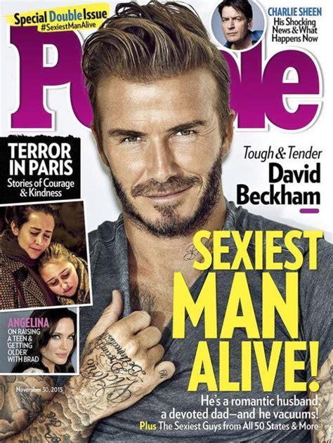 Pasaules seksīgākie vīrieši 1990-2017. Ieskaties žurnāla