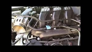 3 7l Mustang Intake Manifold Swap