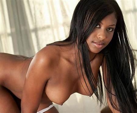 Teen Ebony Nude Beautiful