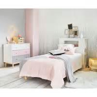 Parure De Lit Rose Et Gris : commode vintage blanche et rose blush maisons du monde ~ Teatrodelosmanantiales.com Idées de Décoration
