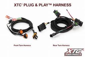 Xtc Plug  U0026 Play Turn Signal System For Can Am Maverick X3