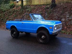 1972 Chevrolet K5 Blazer  Manual  4x4  Chevy 350  1969