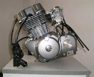 400cc  3 Cyl Engine Suitable For Motorcycle And Atv Id