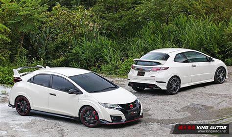 前後代本田魂的驕傲 《Honda Civic Type R》FN2 & FK2世代參上| 國王車訊 KingAutos | Honda civic type r, Honda type r, Honda civic