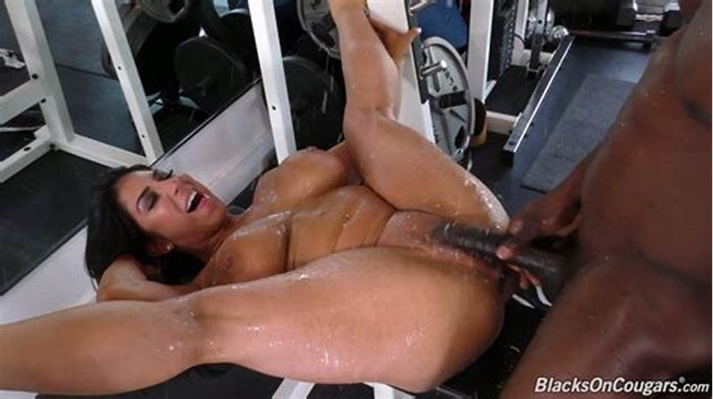 #Mandingo #Fitness #Instructor #Makes #Thick #Mommy #Raven #Hart