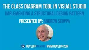 How To Use The Class Diagram Tool In Visual Studio