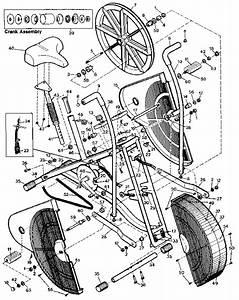 Lifestyler Model 831287266 Cycle Genuine Parts