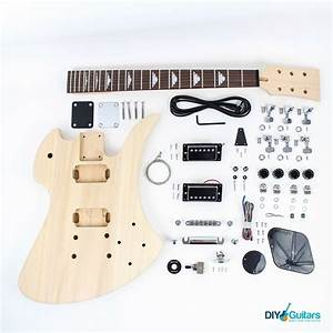 U0026quot Richbird U0026quot  Diy Guitar Kit