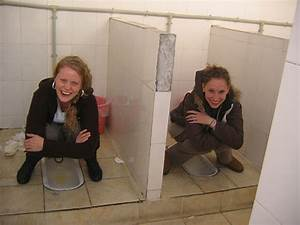 47 telltale signs you went on semester at sea With teen public bathroom
