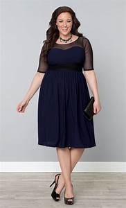 twirl and swirl cocktail dress navy black womens plus With robe de cocktail pour femme ronde
