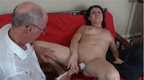 Granny Caught Grandpa On Pussy  Old Anal