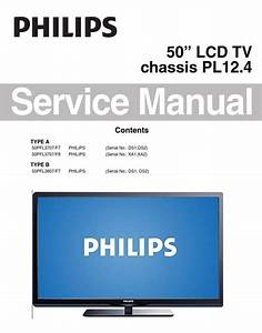 Philips 50pfl3807 50pfl3707 Lcd Tv Service Manual