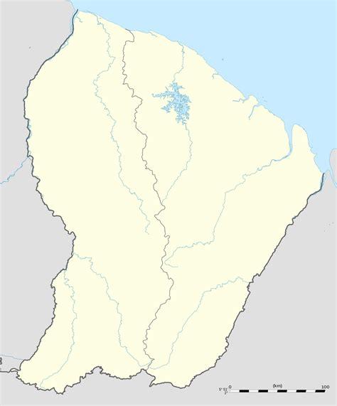 Ģeogrāfiskā karte - Gviāna - 1,183 x 1,427 Pikselis - 175 ...